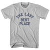 Montana The Last Best Place Nickname Adult Cotton T-shirt by Ultras
