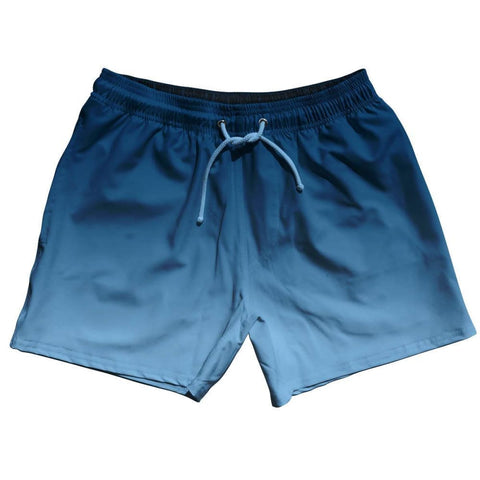 Tide Ombres Swim Shorts 5 - Navy / Adult Small - Swimshorts