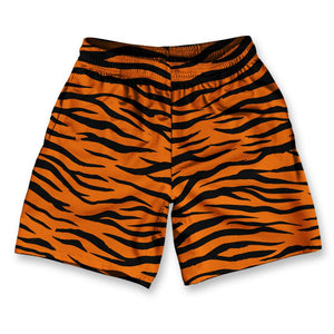 "Tiger Athletic Running Fitness Exercise Shorts 7"" Inseam by Ultras Sportswear"