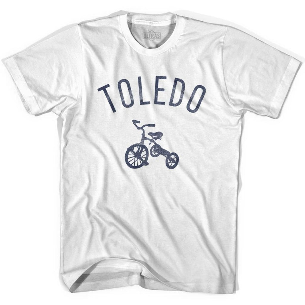 Toledo City Tricycle Youth Cotton T-shirt - Tricycle City