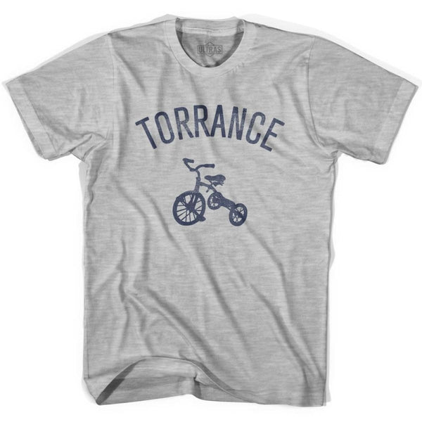 Torrance City Tricycle Youth Cotton T-shirt - Tricycle City
