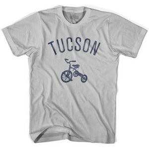 Tucson City Tricycle Adult Cotton T-shirt - Tricycle City
