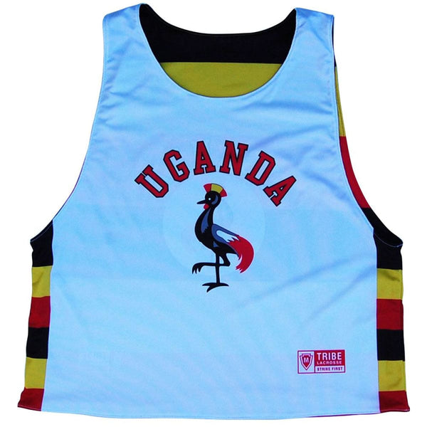 Uganda Reversible Lacrosse Pinnie - Graphic Lacrosse Pinnies