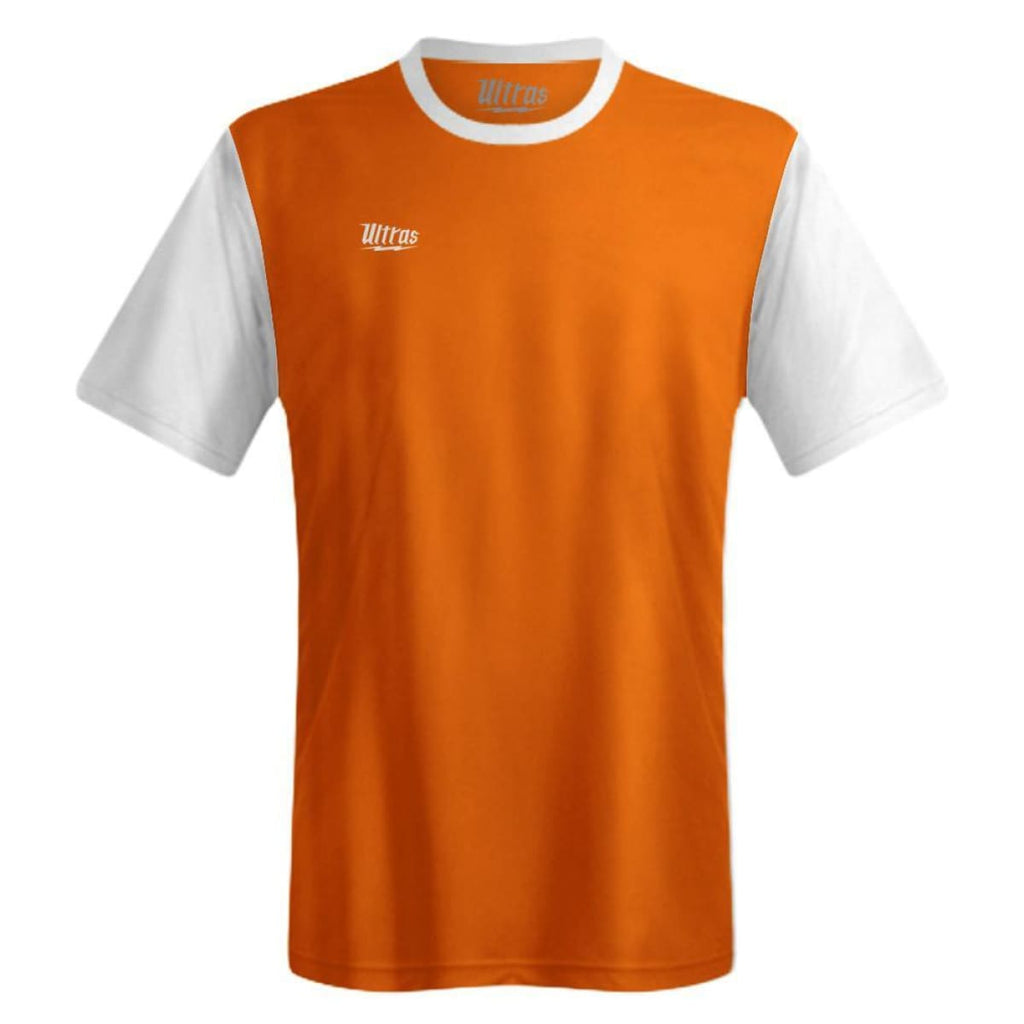 Ultras Highbury Custom Team Soccer Jersey - BurntOrange / Toddler 1 / No - Ultras Custom Team Soccer Jersey