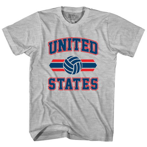 United States 90's Volleyball Team Cotton Adult T-shirt