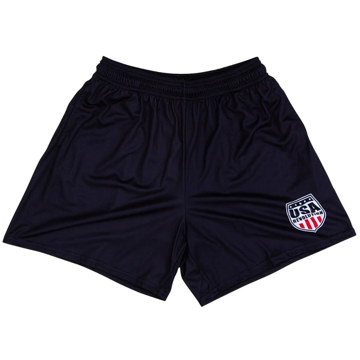 USA Revolution Navy Shorts - Navy / Adult Small - Ruckus Rugby Shorts