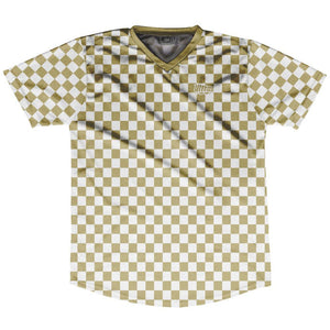 Ultras Micro Checkerboard Soccer Jersey by Ultras