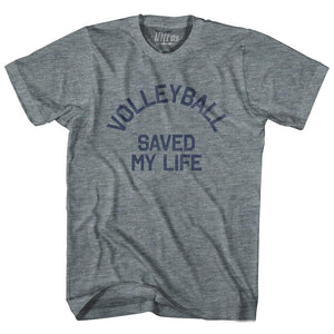 Volleyball Saved My Life Youth Tri-Blend T-Shirt for Sale | Ultras, City T-shirt, T-shirt