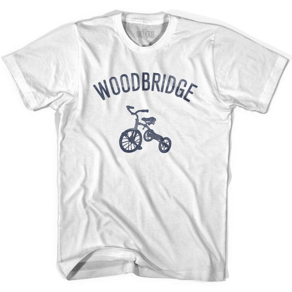 Woodbridge City Tricycle Youth Cotton T-shirt - Tricycle City