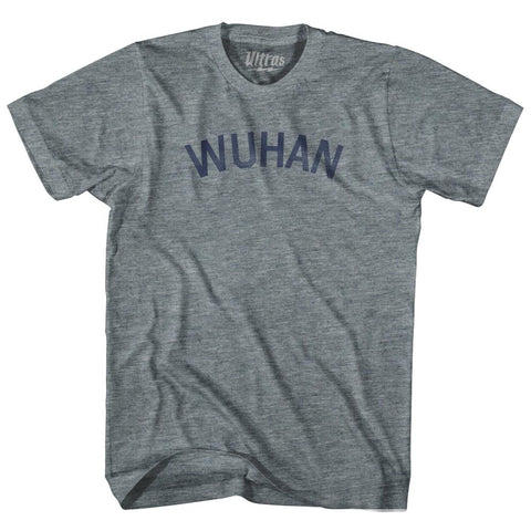 Wuhan Adult Tri-Blend T-shirt for Sale | Ultras, City T-shirt, T-shirt