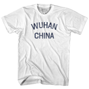 Wuhan China Adult Cotton T-shirt for Sale | Ultras, City T-shirt, T-shirt