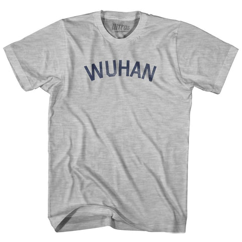 Wuhan Adult Cotton T-shirt for Sale | Ultras, City T-shirt, T-shirt