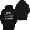 Landcruiser 80 Series Get The Ladies Hoodie / Tshirt / Singlet - Chaotic Customs