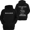 BUILDER Hoodie or Tshirt/Singlet - Chaotic Customs
