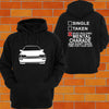 Daihatsu Charade Hoodie or Tshirt/Singlet - Chaotic Customs