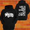 Holden Colorado RG Hoodie or Tshirt/Singlet - Chaotic Customs