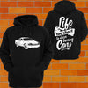 Ford AU Falcon Ute Hoodie or Tshirt/Singlet - Chaotic Customs