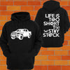 Ford Ranger 11-15' Wildtrack Hoodie or Tshirt/Singlet - Chaotic Customs