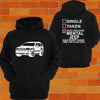 Jeep Grand Cherokee 2005-10 Hoodie or Tshirt/Singlet - Chaotic Customs
