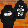 Jeep Grand Cherokee 2011-19' Hoodie or Tshirt/Singlet - Chaotic Customs