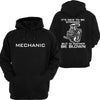 MECHANIC (blown) Hoodie or Tshirt/Singlet - Chaotic Customs