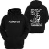 PAINTER Hoodie or Tshirt/Singlet - Chaotic Customs