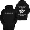 ROOFER Hoodie or Tshirt/Singlet - Chaotic Customs