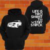 Nissan Stagea C34 Hoodie or Tshirt/Singlet - Chaotic Customs