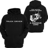 TRUCK DRIVER Hoodie or Tshirt/Singlet - Chaotic Customs