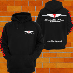 Club AU Hoodie - Chaotic Customs