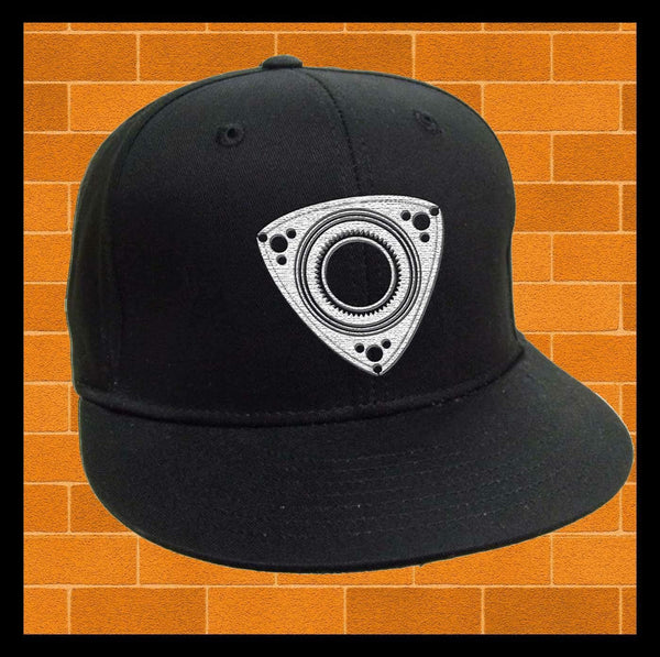 Rotary logo SnapBack (E) - Chaotic Customs