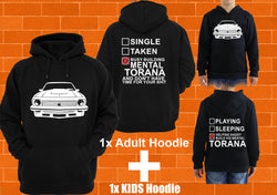 Matching Father / Son Hoodie - Chaotic Customs