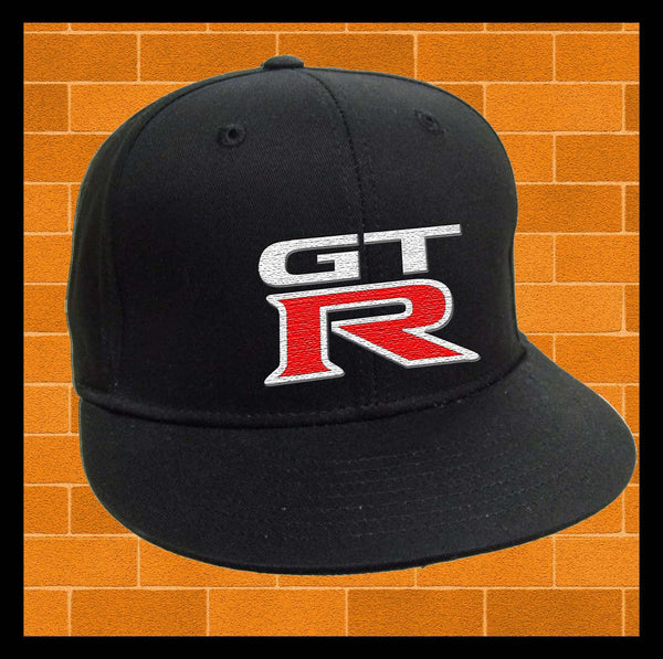 GTR Logo SnapBack (E) - Chaotic Customs