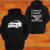 Chrysler 300c Srt 2 Hoodie or Tshirt/Singlet - Chaotic Customs