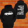 WRX GF8 Wagon Hoodie - Chaotic Customs
