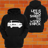 Ford XD XE Falcon (Back Angle) Hoodie or Tshirt/Singlet - Chaotic Customs