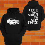 Honda Accord (7th Gen) Euro Hoodie or Tshirt/Singlet - Chaotic Customs