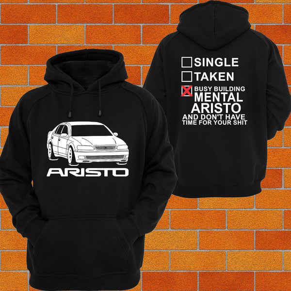 Toyota Aristo JZS147 Hoodie - Chaotic Customs