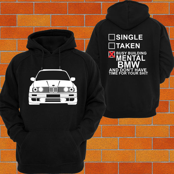 BMW e30 M-Tech 2 Hoodie - Chaotic Customs