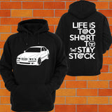 BMW e39 Hoodie - Chaotic Customs