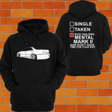 Toyota Mark II Hoodie - Chaotic Customs