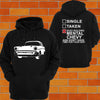 Chevrolet Bel Air 1955–1957 2 Door Hoodie or Tshirt/Singlet - Chaotic Customs