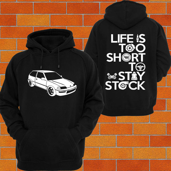 Honda Civic EC / ED / EE / EF Hoodie or Tshirt/Singlet - Chaotic Customs