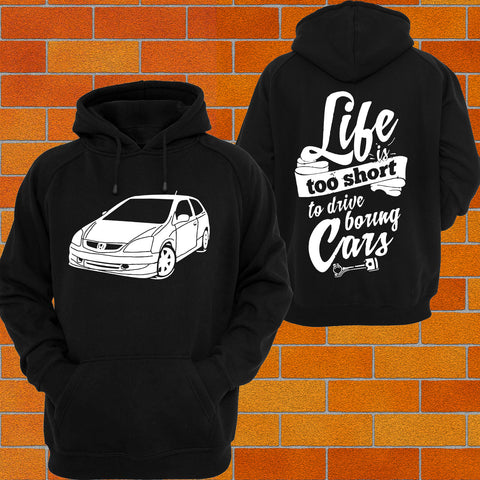Honda Civic EP3 or Tshirt/Singlet - Chaotic Customs