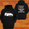 Honda Civic EG / EH / EJ (SEDAN) Hoodie or Tshirt/Singlet - Chaotic Customs