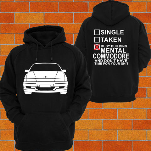 Holden VN Commodore Group A Hoodie - Chaotic Customs
