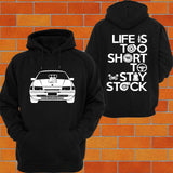 Holden VP Commodore (BLOWN) Hoodie - Chaotic Customs