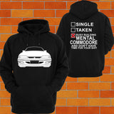 Holden VS Commodore SS Hoodie - Chaotic Customs