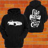 Holden VT VX Commodore (Side) Hoodie - Chaotic Customs