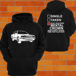 Toyota Crown GS131 Hoodie - Chaotic Customs